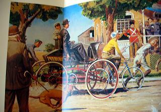 1894年ヘインズの最初の自動車
