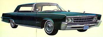 1966 Imperial LeBaron #2