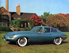 Jaguar E-type S1(1962)