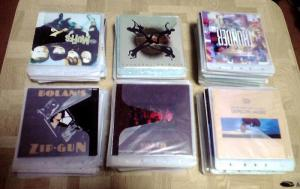 CD100枚