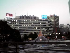 名古屋駅周辺(大名古屋ビルヂング)