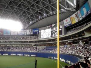 2011.10.19 ナゴヤドーム(バックスクリーン)