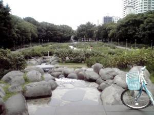 うつぼ公園 バラ園(その1)