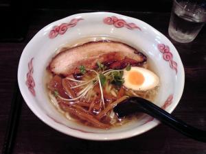 綿麺 フライデーナイト 塩ら~めん(11/6/24)