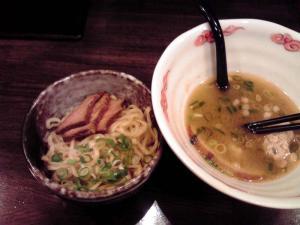 綿麺 フライデーナイト Part8 (11/9/23) 海老塩ら~めん 替え玉