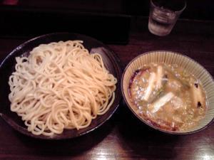 綿麺 フライデーナイト Part9 (11/9/30) 海老塩つけ麺
