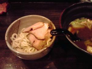 綿麺 フライデーナイト Part12 (11/10/28) お野菜のらーめん(替え玉)