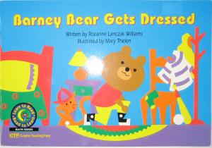 Barney Bear 300