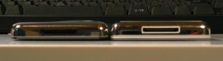 iPod classic 厚さ