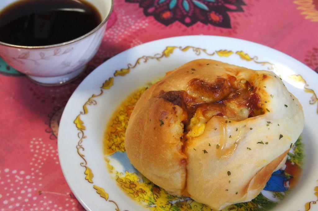 手作りパン1