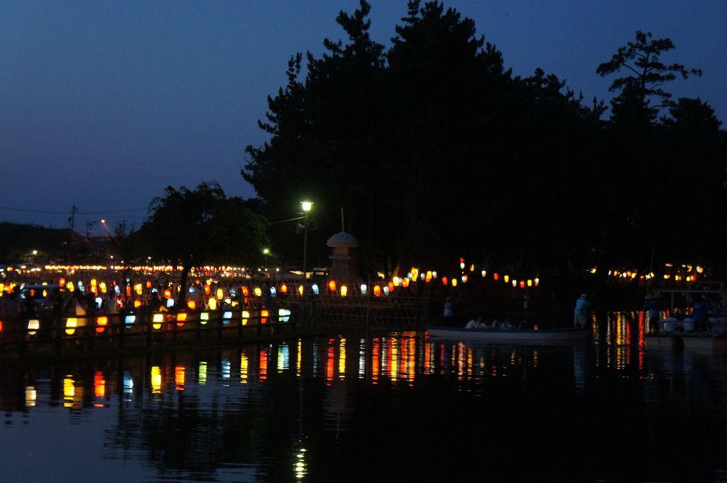尾張津島天王祭り