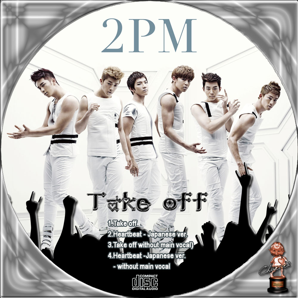 カッチカジャ 韓国drama Ost Label 2pm Take Off レーベル