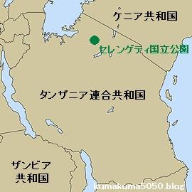 アフリカ大陸地図_4
