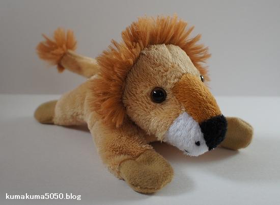 ライオンぬいぐるみ_3