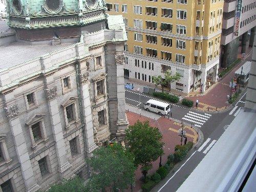 ホテルの窓から⑤