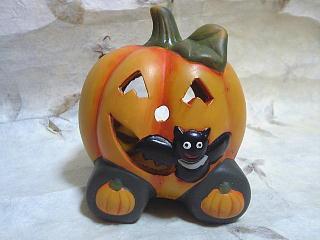 091031_00004我が家のハロウィン・かぼちゃ