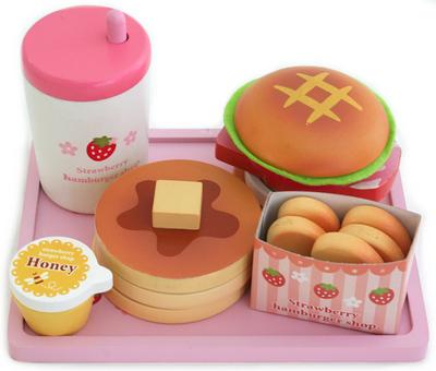 マザーグースの森 マザーガーデン ハンバーガー&ホットケーキ