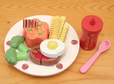 【マザーグースの森・マザーガーデン】洋食プレート