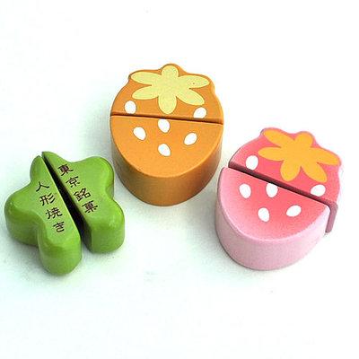 マザーグースの森 マザーガーデン 野苺ご当地おままごと 東京人形焼き3個セット