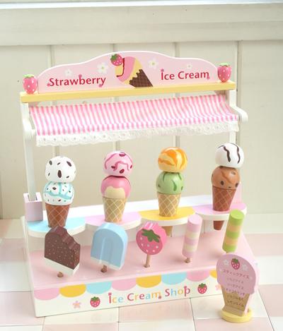 マザーガーデン マザーグースの森 アイスクリームショップ