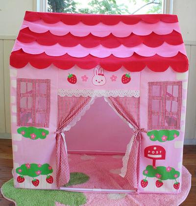 マザーグースの森 マザーガーデン おままごと用 組み立てハウス