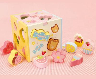 マザーガーデン マザーグースの森 パズル 木製玩具
