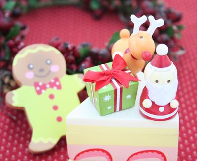 マザーガーデン マザーグースの森 野いちご木のおままごと クリスマスピック【緑色】