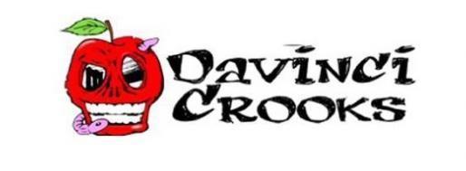 davinci crooks