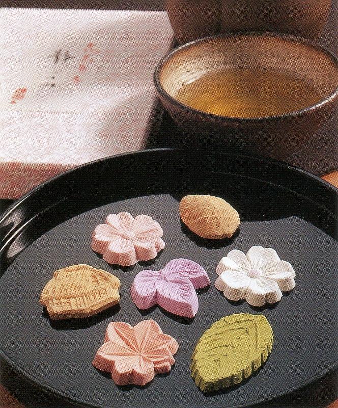 奈良の文化と芸術 葛菓子「静ごのみ」