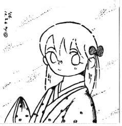 2006オリジナル女の子和服