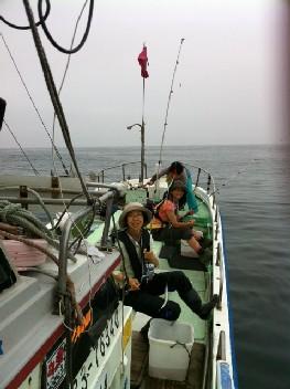 0626釣りデコサンと