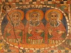 6may2010 アブラヘツベハ教会のフレスコ画