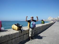 29may2010 そして地中海に到達