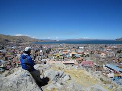 28sep2010 ワフサパタの丘から望むティティカカ湖