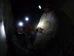 18oct2010 最下層の坑道