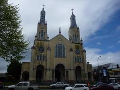 15nov2010 サン・フランシスコ教会 外見はパッとしないが・・・