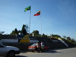 21jan2011 ブラジル-ベネズエラ国境