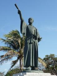31mar2011 支倉常長の像