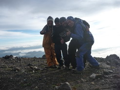 7jun2011 グアテマラ人のトット、イブラヒムと