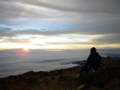 7jun2011 タフムルコ(4220m)登頂