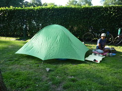 7jul2011 初日のキャンプ場