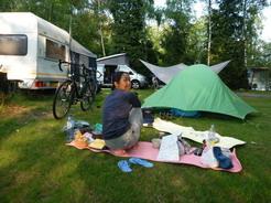 9jul2011 この日のキャンプ場