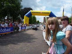10jul2011 町ではロード・レースが行われていた