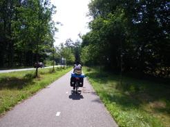 10jul2011 快適なオランダの自転車道
