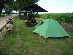 24jul2011 この日の野営地
