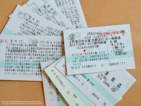 JR東日本パス