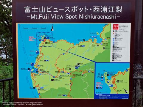 富士山ビュースポット・西浦江梨