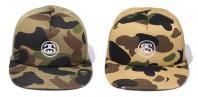 STUSSY SS-Link Camo Ballcap