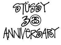 STUSSY30周年記念コラボ