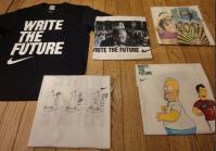 WRITE THE FUTURE TEE